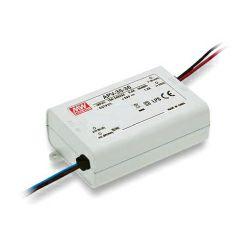 EcoVision MEAN WELL napajanje 16W, 230V AC/24V DC, plastično kućište, APV-16-24