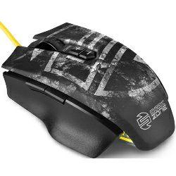 Sharkoon Shark Zone M50 laserski igraći miš, 8200 dpi, USB