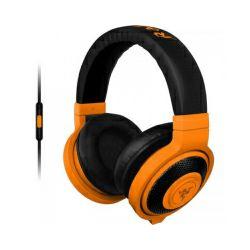 Razer Kraken Mobile Neon Orange igraće stereo slušalice sa mikrofonom, USB