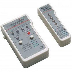 INTELLINET Cable Tester, Multifunction, RW11/RW45, Grav.