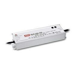Napajanje Mean Well 240W, 90~305V AC,24V DC, metalno kućište IP67, HLG-240H-24B