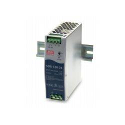 Napajanje Mean Well 120W, 90~305V AC,24V DC, metalno kućište, SDR-120-24