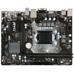 Matična ploča MSI H110M PRO-VH, S.1151, iH110, DDR4/2133, PCIe, D-Sub/HDMI, S-ATA3, G-LAN, USB3.0, 8ch., mATX