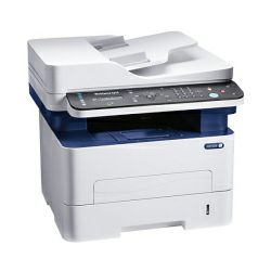 Xerox WorkCentre 3215 monochrome laser Printer/Scan/Copy/Fax/e-mail, A4, 4800×600dpi, 27 str./min., 256MB, USB2.0/LAN/WiFi