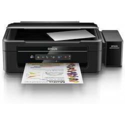 Epson printer L386 Print/Scan/Copy, A4, 5760×1440dpi, 33/15 str./min. black/color, USB2.0/WiFi
