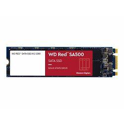 WD Red SSD SA500 NAS 500GB M.2 2280 SATA