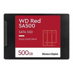 WD Red SSD SA500 NAS 500GB 2.5inch SATA