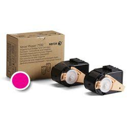 Toner Xerox 106R02610 za Phaser 7100 magenta dual pack (2×4500 str.)
