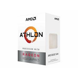 Procesor AMD Athlon 3000G BOX Radeon Vega 3
