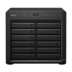 Synology DS3617xs DiskStation 12-bay All-in-1 NAS server, 2.5