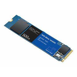 WD Blue SSD SN550 NVMe 500GB M.2 2280