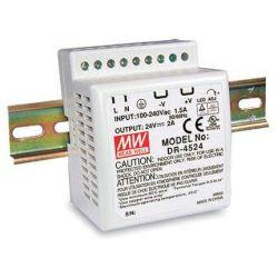 Napajanje MEAN WELL 25W, 230V AC,5V DC, plastično kućište, DR-4505