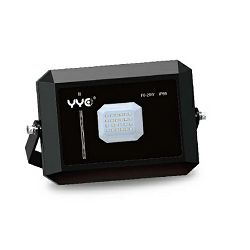 EcoVision LED reflektor 20W, 2200lm, 6000K, hladna-bijela, crni, SMD