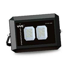 EcoVision LED reflektor 100W, 9000lm, 6000K, hladna-bijela, crni, SMD