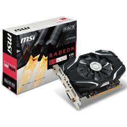 Grafička kartica MSI AMD Radeon RX460 4G OC, 4GB GDDR5/128-bit, PCIe 3.0, DL DVI-D/HDMI/DP