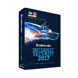 BitDefender Internet Security 2017 (1 korisnik) 1 godina Retail