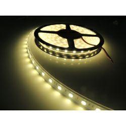 EcoVision LED traka 5m, 5050, 60 LED/m, 14.4 W/m, 24V DC, 3000K,  IP67-vodootporna