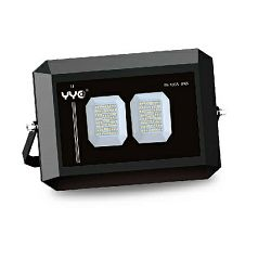 EcoVision LED reflektor 100W, 9000lm, 4000K, neutralna-bijela, crni, SMD