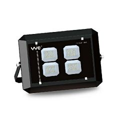 EcoVision LED reflektor 200W, 18000lm, 4000K, neutralna-bijela, crni, SMD