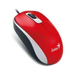 Miš Genius DX-110 optički miš USB, crveni