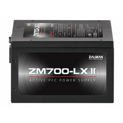 Napajanje ZALMAN ZM700-LXII Napajanje ZALMAN Power Supply ZM