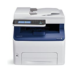 Xerox WorkCentre 6027 Print/Scan/Copy/e-mail Color LED pisač, A4, 1200×2400dpi, 18/18 str./min. black/color, 512MB, USB2.0/Wi-Fi/LAN