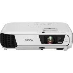 Projektor Epson EB-W32 3LCD WXGA projektor, 3200lm, 15000:1, Wi-Fi, VGA/USB2.0/HDMI/MHL