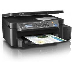 Printer Epson L605 Print/Scan/Copy pisač, A4, Duplex, 4800×1200dpi, 30/20 str/min. black/color, USB2.0/LAN/Wi-Fi