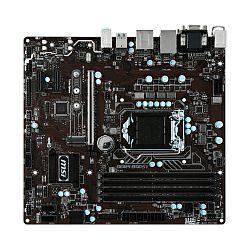 Matična ploča MSI MB B250M PRO-VDH, S.1151, iB250 DDR4/2400, PCIe, D-Sub/DVI/HDMI, S-ATA3, G-LAN, USB3.0, 8ch., mATX