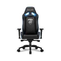 Gaming stolica Sharkoon Skiller SGS3, crno-plava