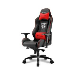 Gaming stolica Sharkoon Skiller SGS3, crno-crvena
