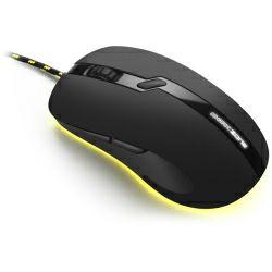 Sharkoon Shark Zone M52 laserski igraći miš, 8200 dpi, RGB, USB