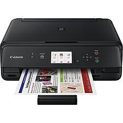 Printer Canon Pixma TS5050 Print/Scan/Copy, A4, 4800×1200dpi, 13/9 str/min. black/color, USB/Wi-Fi