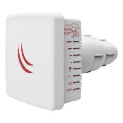 Mikrotik RB LDF 5, 9dBi integrirana 5GHz antena, Dual Chain 802.11an, 600MHz CPU, 64MB RAM, 1x LAN, vanjsko kučište, POE, PSU