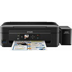 Printer Epson  L486 Print/Scan/Copy, A4, 5760×1440dpi, 33/15 str/min. b/c, USB/Wi-Fi