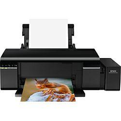 Printer Epson  L805 CD/DVD pisač, A4, 5760×1440dpi, 38/37 str/min. black/color, USB/Wi-Fi
