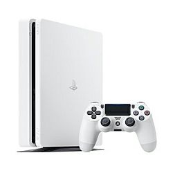 Sony PlayStation 4 500GB Slim D Chassis White