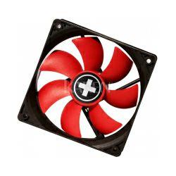 Xilence hladnjak za kućište 80×80×25mm, PMW, crno/crveni
