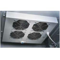 Tecnosteel ventilacija za ormar 4×ventilator s termostatom (P9064T)