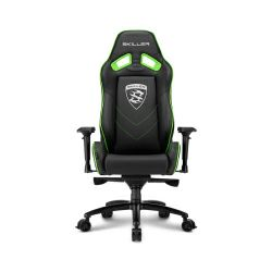 Gaming stolica Sharkoon Skiller SGS3, crno-zelena