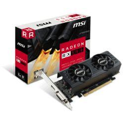 Grafička kartica MSI AMD Radeon RX550 2GT LP OC 2GB GDDR5/128-bit, PCIe 3.0, DL DVI-D/HDMI, Low-profile
