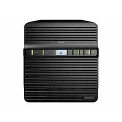 SYNOLOGY DS420J 4-Bay NAS-Case 4 cores