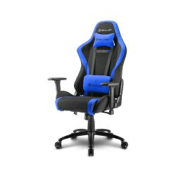 Gaming stolica Sharkoon Skiller SGS2, crno-plava