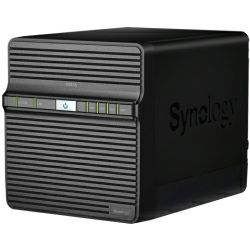 Synology DS418j DiskStation 4-bay NAS server, 2.5