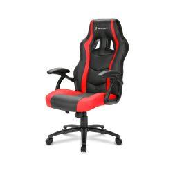 Sharkoon Skiller SGS1, igraća stolica, crno-crvena
