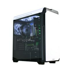 Zalman Z9 NEO Plus Midi-Tower ATX kućište, bez napajanja, bijelo
