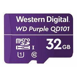WD Purple 32GB SC QD101 microSD