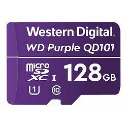 WD Purple 128GB SC QD101 microSD