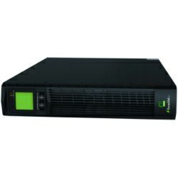 Elsist UPS Flexible 1000VA/900W, On-line double conversion, DSP, rack/tower, LCD