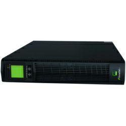 Elsist UPS Flexible 1500VA/1500W, On-line double conversion, DSP, rack/tower, LCD